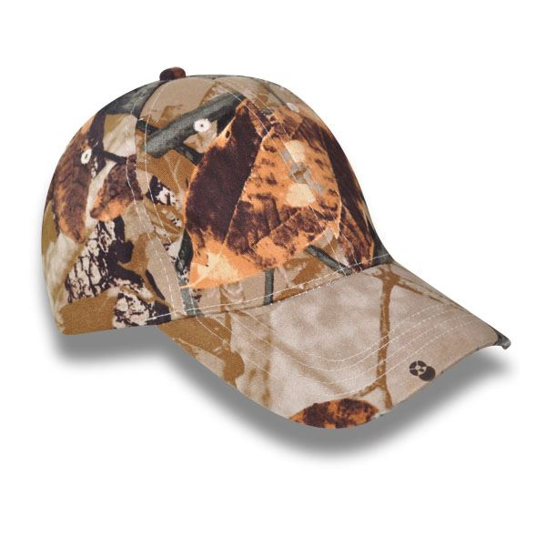Bush Camo Cap - Avail in: Bush Camo