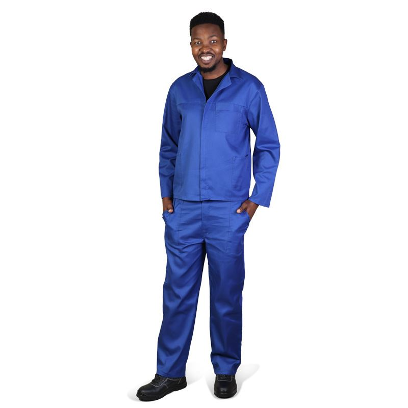 Conti Suit - Avail in: Royal Blue