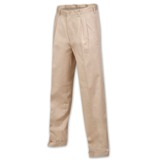 Cotton Chinos - Avail in: Stone, Navy, Black
