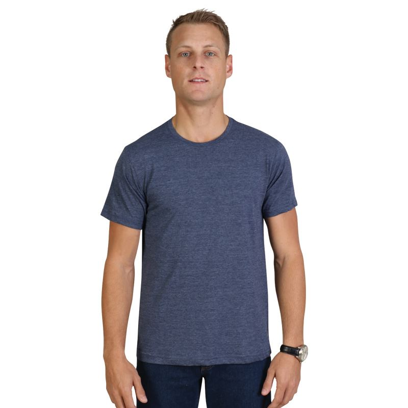 150g Fashion Fit T-Shirt - Avail in: Black, Elec. Blue, Charcoal