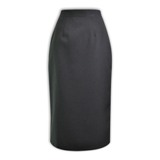 Didi Skirt - 80cm - Avail in: Charcoal Melange