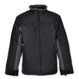 Insulated Utility Jacket - Avail in: Black/Graphite