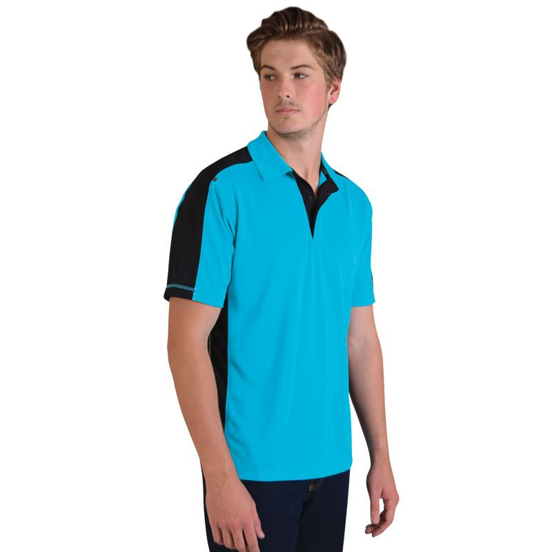 Trax Polo - Avail in: Voltage Blue