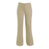 Patricia Pants - Avail in: Black, Navy, Stone, White