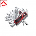 Victorinox Evogrip S54 Red/Black W/Lock A Perfect Blend Of Moder