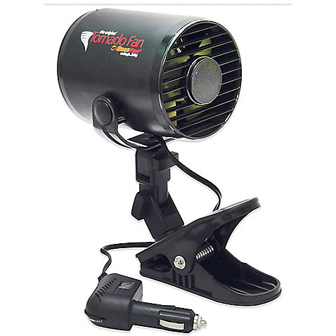 Ultratec Ms5171 Tornado Ac/Dc 2-Speed Oscillating Fan W/Built-In