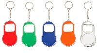 Keyring Bottle Opener (Orange)