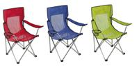 Camping Chair (Lime Green)