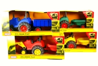 Toy 4 Assorted Ok Truck & Trailer - Min Order - 10 Units