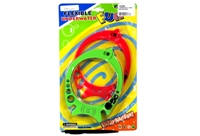 Toy 4 Pcs Fish Dive Ring - Min Order - 10 Units
