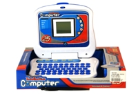 Toy 25 Fun Activity Small Computer 20Cm - Min Order - 10 Units