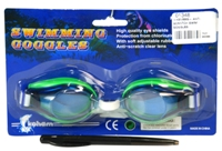 Toy Anti Scratch Swim Goggles - Min Order - 10 Units