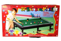 Toy 24inch Snooker Table - Min Order - 10 Units