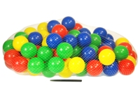 Toy 100 Balls In Bag - Min Order - 10 Units