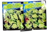 Toy 3 Assorted Fun Fun Night Glow - Min Order - 10 Units