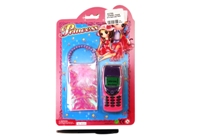 Toy Phone With Bag & Battery - Min Order - 10 Units