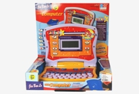 Toy Educational B/O Computer - Min Order - 10 Units