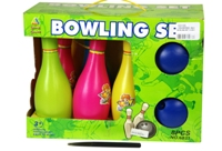 Toy 8pc Bowling Set In Box - Min Order - 10 Units