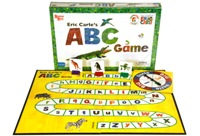 Toy Eric Carle&#39S Abc Game - Min Order - 10 Units