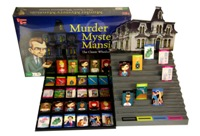 Toy Murder Mystery Mansion - Min Order - 10 Units