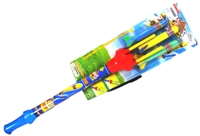 Toy 3 Rocket Launcher On Blister Card - Min Order - 10 Units