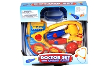 Toy Doctor Set In Carry Case 2 Assorted - Min Order - 10 Units