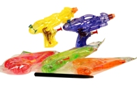 Toy 2 Assorted Water Pistols - Min Order - 10 Units