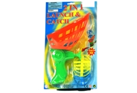 Toy 2 In 1 Launch & Catch W/6 Discs On Card - Min Order - 10 Uni