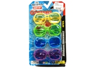 Toy 4pc  Sunglasses On Card - Min Order - 10 Units