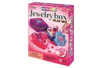 Toy Mould & Paint Jewellery Box Set 3 Assorted - Min Order - 10