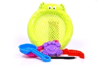 Toy 5pc Sand Sieve Set & Accessories - Min Order - 10 Units
