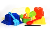 Toy 8pc CAssortedle Sand Beach Set - Min Order - 10 Units