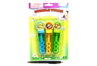 Toy 3pc Bubble Tubes - Min Order - 10 Units