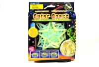 Toy Outer Space Glow In The Dark Set - Medium - Min Order - 10 U