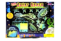 Toy Glow In The Dark Set - Large - Min Order - 10 Units