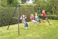 Toy Neptune - 2 Swings & Glider -