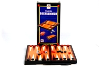Toy Magnetic Backgammon Travel - Min Order - 10 Units