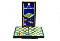 Toy Agnetic  Snakes & Ladders Travel - Min Order - 10 Units