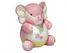 Elephant Money Box Girl - Min Order: 8 Units