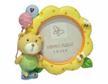 Bear Balloon Frame - Min Order: 12 Units