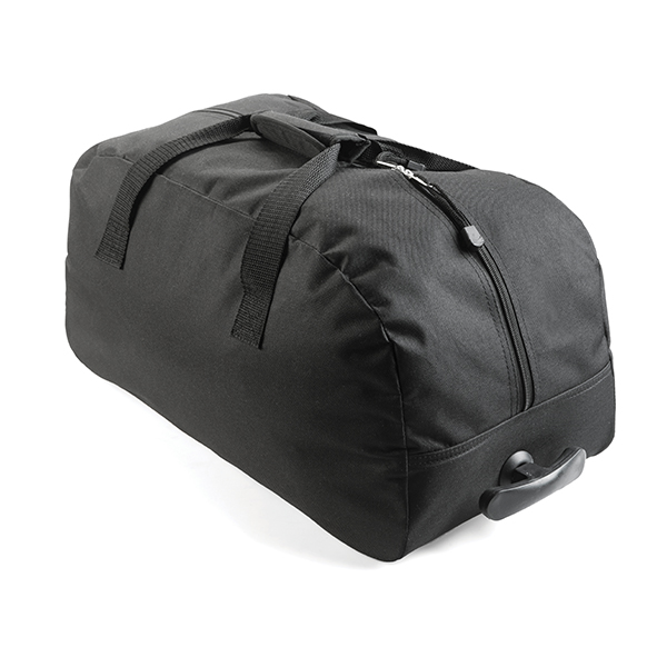 Trolley Travel Bag - Black