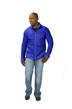 Bettoni Mens Jacket 280gsm - Available in black, blue, navy or r