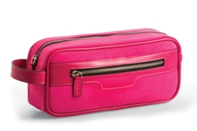 Bettoni Toiletry Bag - Available in Black or Brown