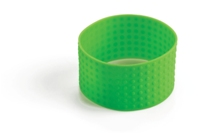 Water Bottle Rubber Band - Lime