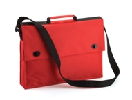 Document Bag-Red
