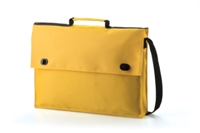 Document Bag-Yellow
