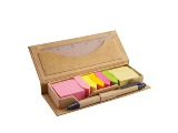 Eco Memo Set  - Available in many colours