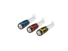 Multi Function Flashlight - Available in various colours