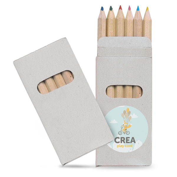 Colour Pencils in Box