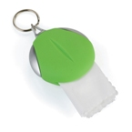 Spec Cleaner Keyring-Lime